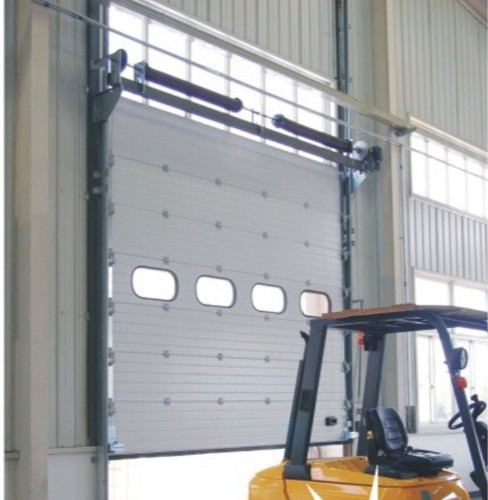 Insulate Overhead Sectional Door
