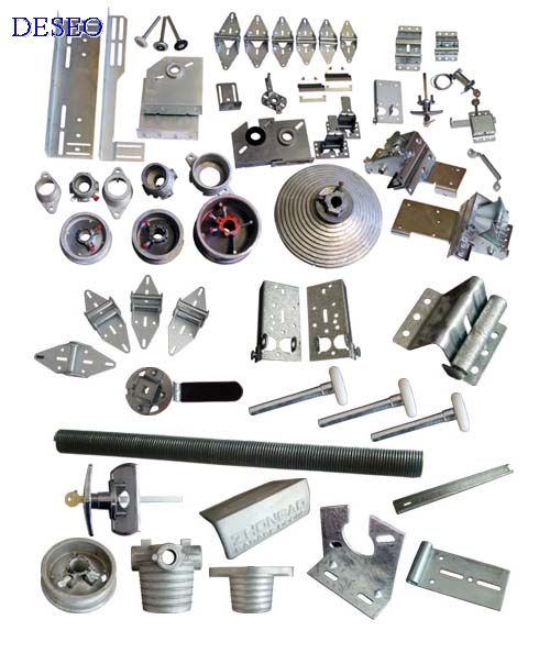 sectional door parts